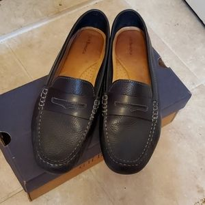 Bass & Co leather loafers women's size 11